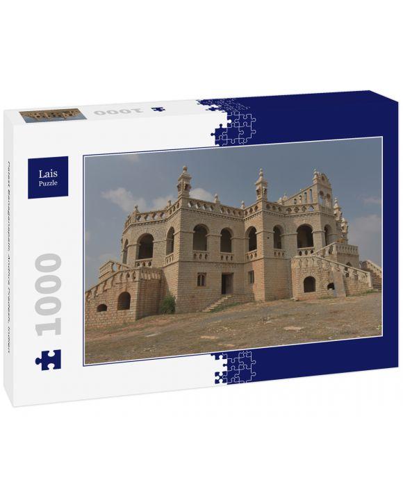 Lais Puzzle - Palast Banaganapalli, Andhra Pradesh, Indien - 1.000 Teile