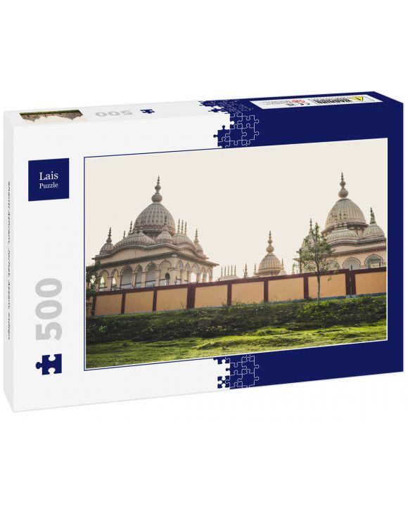 Lais Puzzle - Shanti Ashram, Jorhat, Assam, Indien - 500 Teile