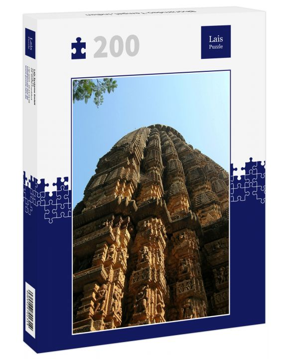 Lais Puzzle - Bhoramdeo-Tempel, Indien - 200 Teile