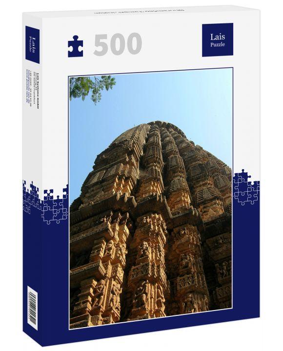 Lais Puzzle - Bhoramdeo-Tempel, Indien - 500 Teile