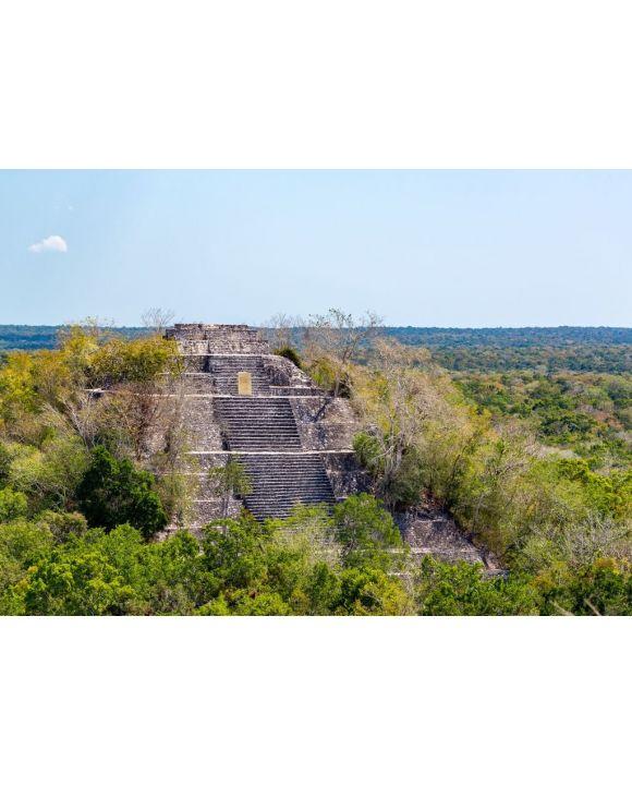 Lais Puzzle - Calakmul, Mexiko, Pyramide - 500 & 1.000 Teile
