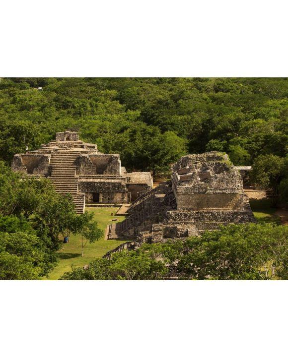 Lais Puzzle - Die Ruinen von Ek Balam in Yucatan, Mexiko - 500 & 1.000 Teile