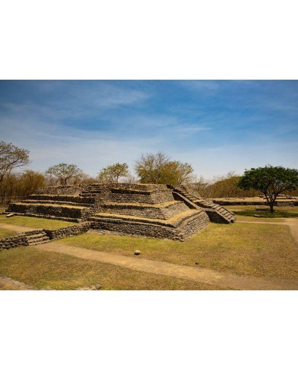 Lais Puzzle - Archäologische Zone La Campana, in Colima, Mexiko - 500 & 1.000 Teile