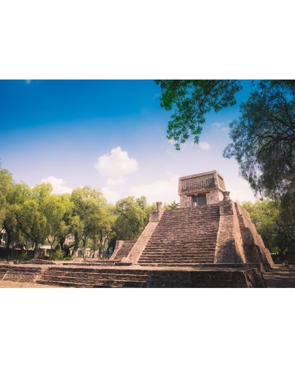 Lais Puzzle - Pyramide Santa Cecilia Acatitlan, Mexiko - 500 & 1.000 Teile