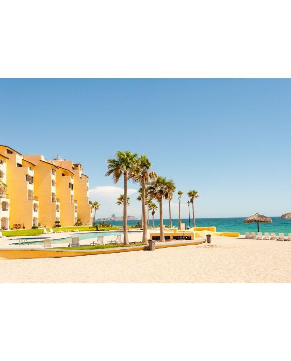 Lais Puzzle - Hotels und unberührter Sandstrand in Puerto Penasco, Mexiko - 500 & 1.000 Teile