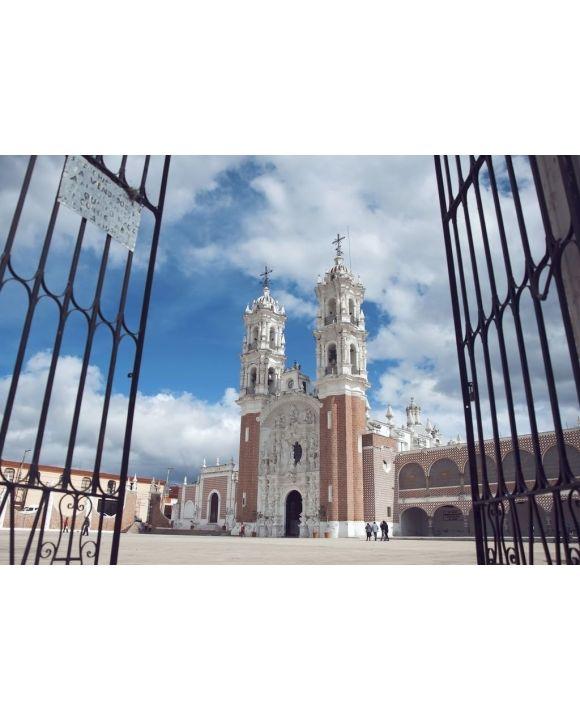 Lais Puzzle - Mexikanische Kirche, Mexiko - 500 & 1.000 Teile