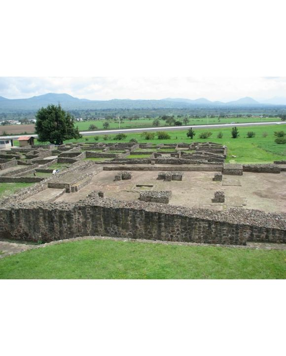 Lais Puzzle - Ruinen von Tecoaque, Mexiko - 500 & 1.000 Teile