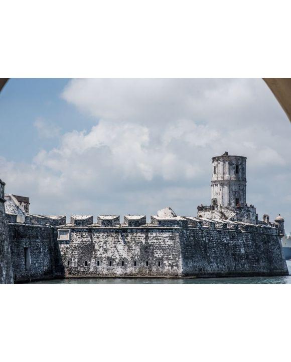 Lais Puzzle - Hafen von San Juan de Ulua, Mexiko, Veracruz, Hafen und alte Festungsanlage - 500 & 1.000 Teile