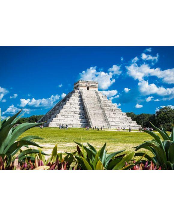 Lais Puzzle - Chichen Itza, eine der meistbesuchten archäologischen Stätten, Mexiko - 500 & 1.000 Teile