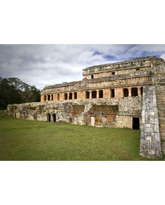 Lais Puzzle - Maya-Ruinen in Sayil Yucatan, Mexiko - 500 & 1.000 Teile