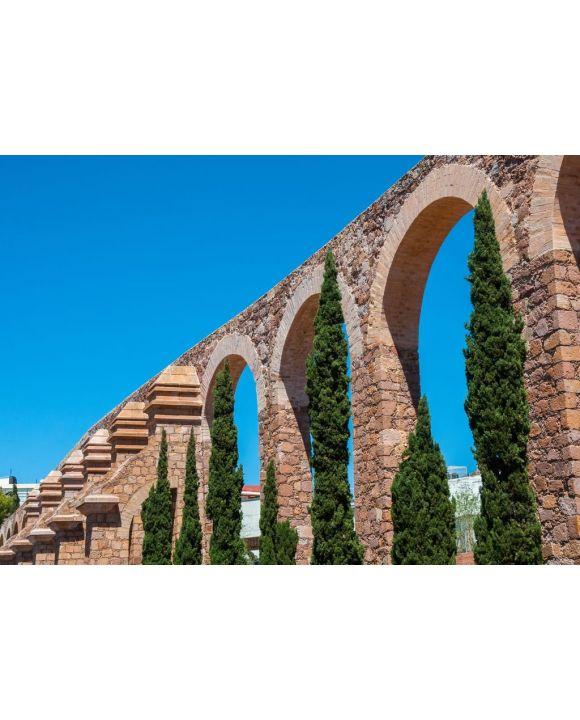 Lais Puzzle - Aquädukt von Zacatecas, Mexiko - 500 & 1.000 Teile
