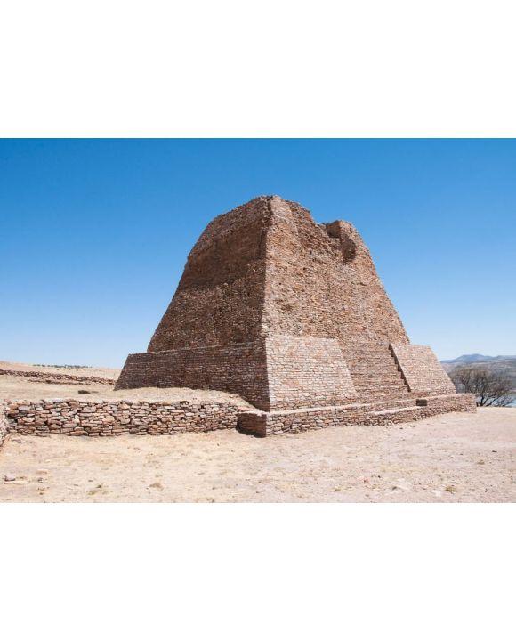 Lais Puzzle - Votiva-Pyramide, Archäologische Stätte von La Quemada (Mexiko) - 500 & 1.000 Teile