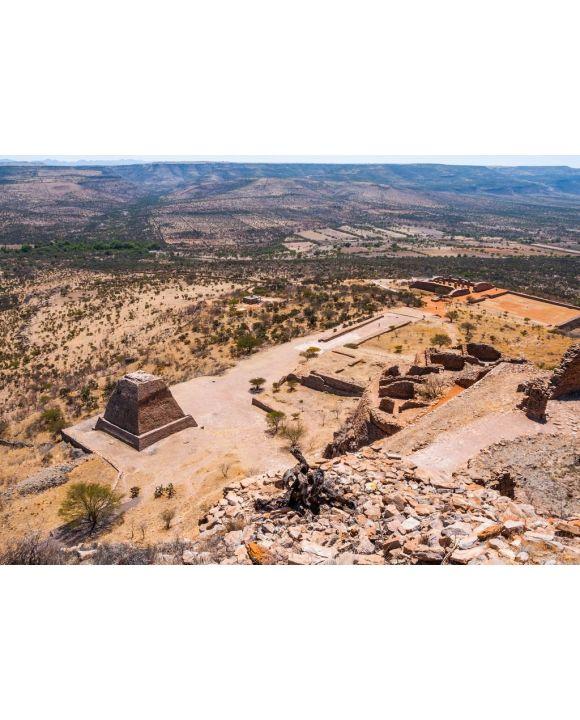 Lais Puzzle - Archäologische Stätte von La Quemada, Zacatecas (Mexiko) - 500 & 1.000 Teile