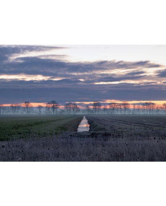 Lais Puzzle - Sonnenaufgang Ter Apel Westerwolde Niederlande - 500 & 1.000 Teile