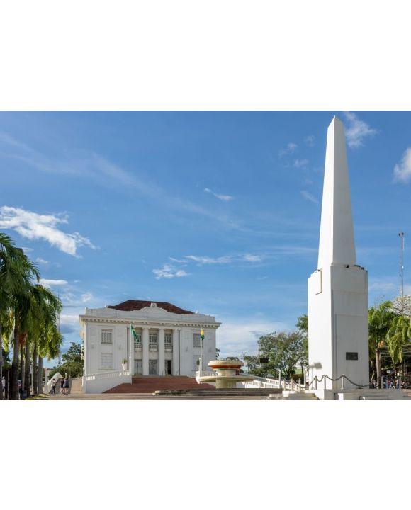 Lais Puzzle - Rio Branco Palast, Brasilien - 500 & 1.000 Teile