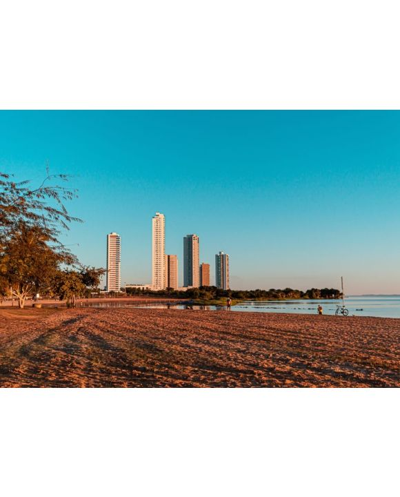 Lais Puzzle - Strandgebäude, Graciosa Strand, Brasilien - 500 & 1.000 Teile