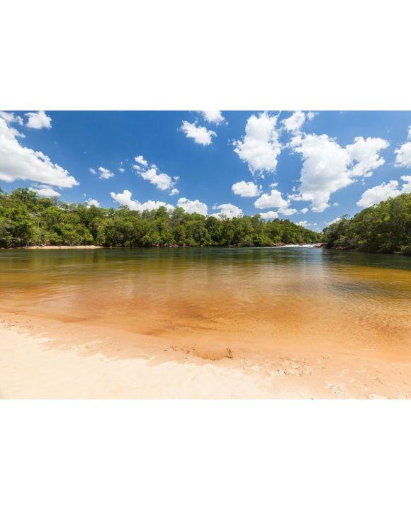 Lais Puzzle - Strand Rio Novo - Jalapao - Tocantins - Brasilien - 500 & 1.000 Teile