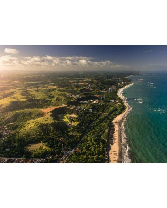 Lais Puzzle - Später Nachmittag an der Nordküste von Maceió, Nordostbrasilien - 500 & 1.000 Teile