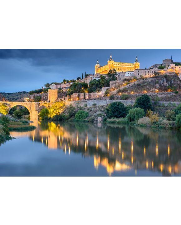 Lais Puzzle - Skyline Toledo, Spanien - 500 & 1.000 Teile