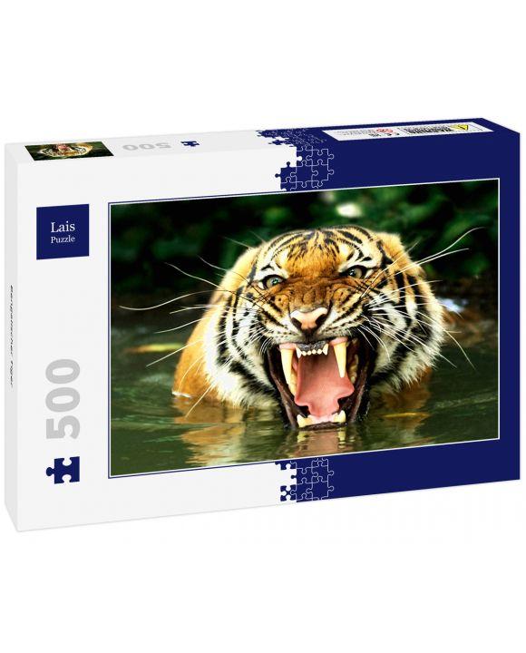 Lais Puzzle - Bengalischer Tiger - 500 Teile