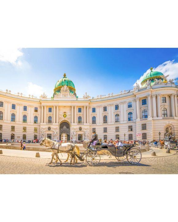 Lais Puzzle - Alte Hofburg, Wien, Österreich - 500 & 1.000 Teile