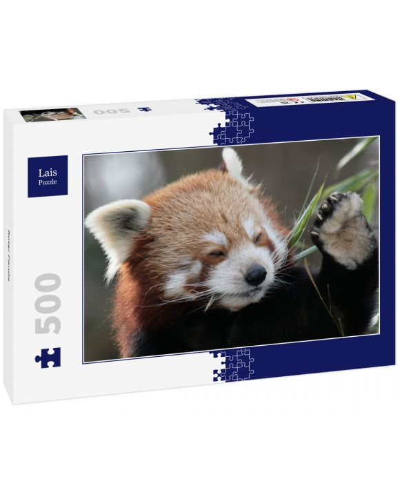 Lais Puzzle - Roter Panda - 500 Teile