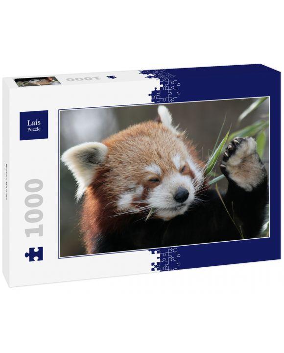 Lais Puzzle - Roter Panda - 1.000 Teile