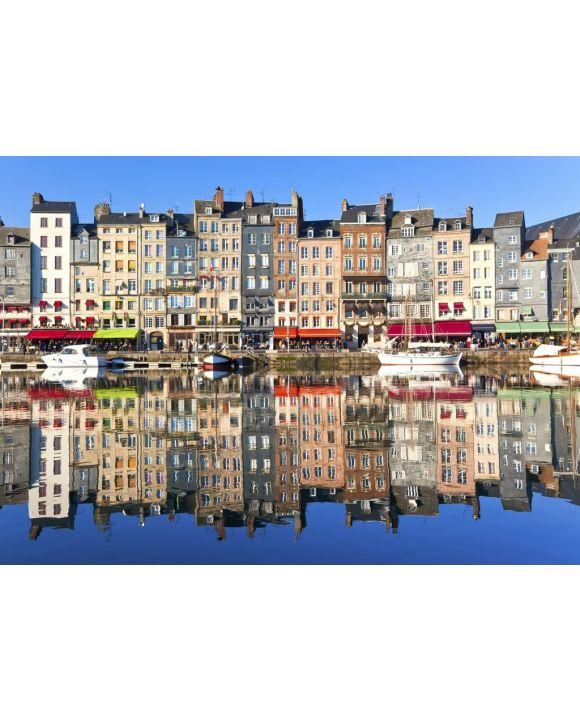 Lais Puzzle - Honfleur Normandie - 500 & 1.000 Teile