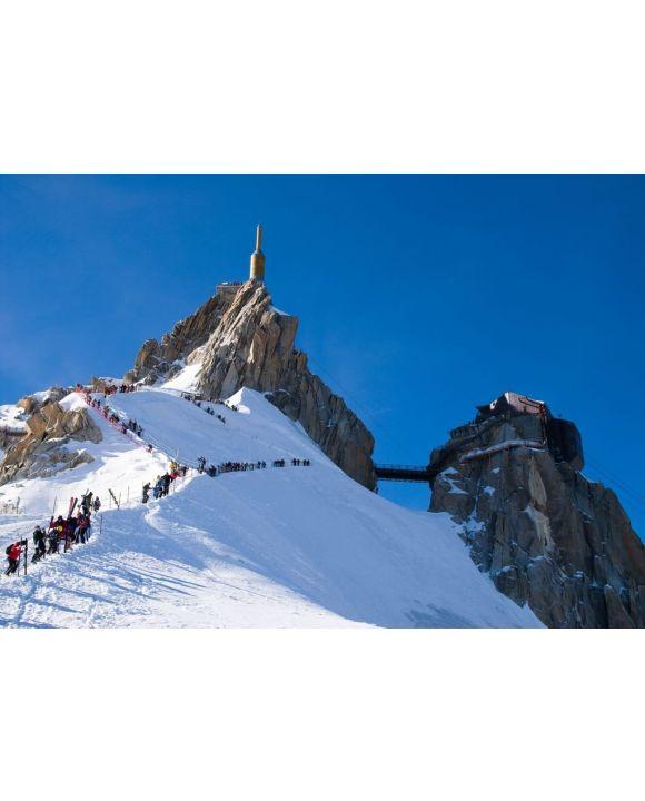 Lais Puzzle - Aiguille du Midi Chamonix - 500 & 1.000 Teile
