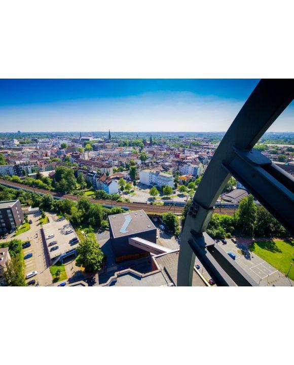Lais Puzzle - Sicht vom Bergbaumuseum Bochum - 500 & 1.000 Teile