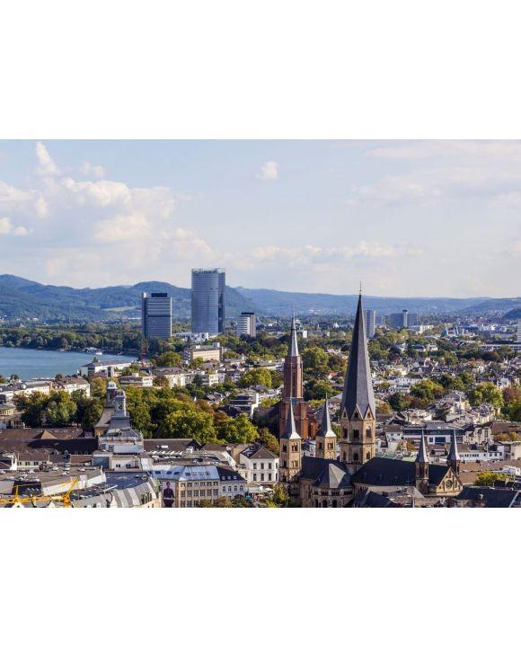 Lais Puzzle - Luftblick über Bonn - 500 & 1.000 Teile