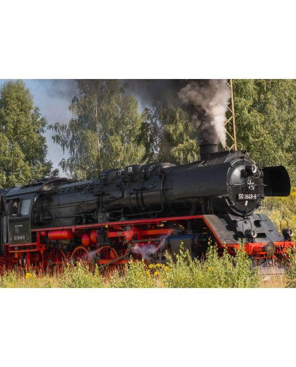 Lais Puzzle - Alte Dampflokomotive - 500 & 1.000 Teile