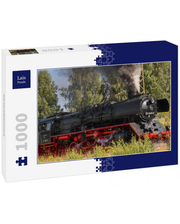 Lais Puzzle - Alte Dampflokomotive - 1.000 Teile