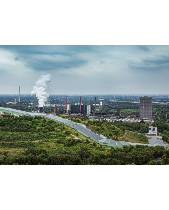 Lais Puzzle - Blick über das Ruhrgebiet in Bottrop - 500 & 1.000 Teile