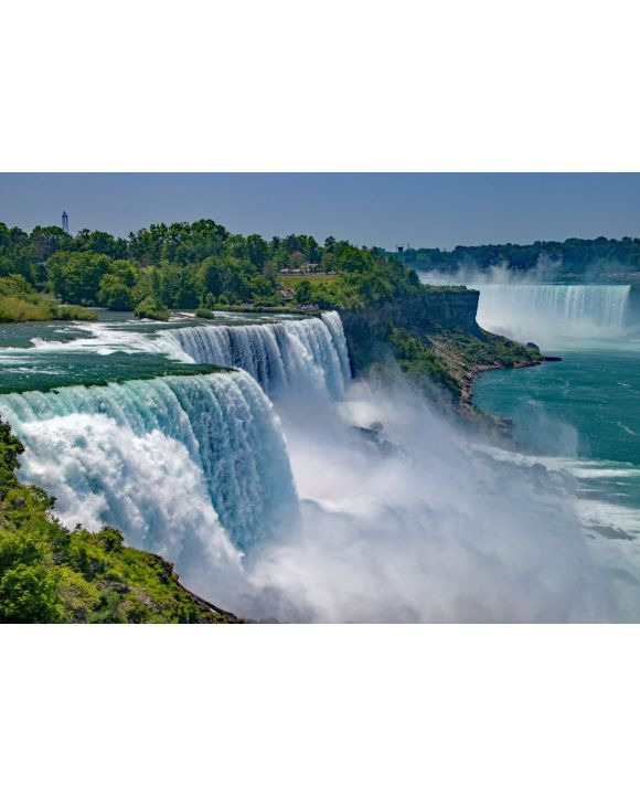 Lais Puzzle - Niagarafälle - 500 & 1.000 Teile