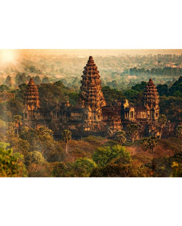 Lais Puzzle - Angkor Wat - 500 & 1.000 Teile