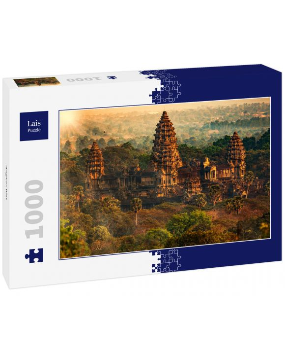 Lais Puzzle - Angkor Wat - 1.000 Teile