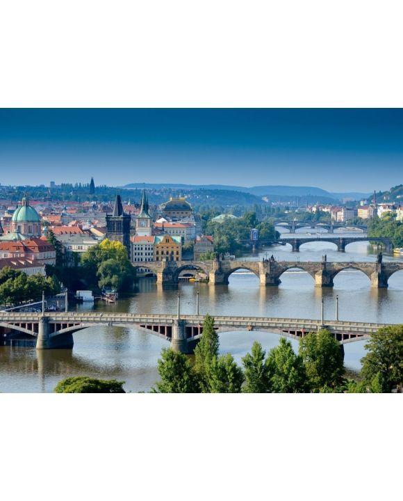 Lais Puzzle - Die Brücken von Prag - 500 & 1.000 Teile