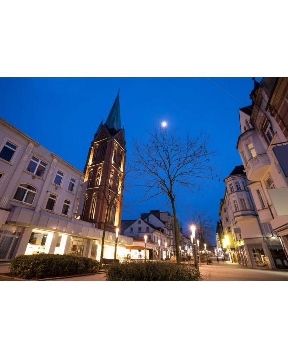 Lais Puzzle - Herne / Westfalen am Abend - 500 & 1.000 Teile