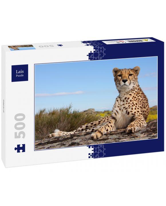 Lais Puzzle - Gepard - 500 Teile
