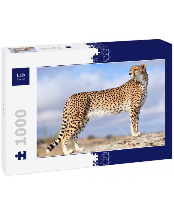 Lais Puzzle - Gepard - 1.000 Teile