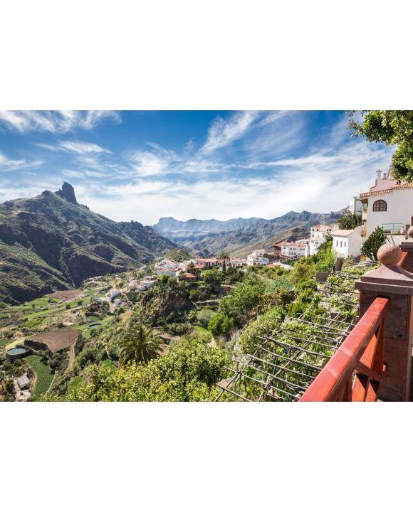 Lais Puzzle - Tejeda - Gran Canaria - Blick ins Tal - 500 & 1.000 Teile