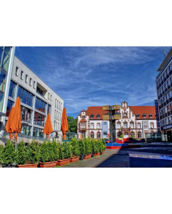 Lais Puzzle - Mülheim an der Ruhr Viktoriaplatz - 500 & 1.000 Teile