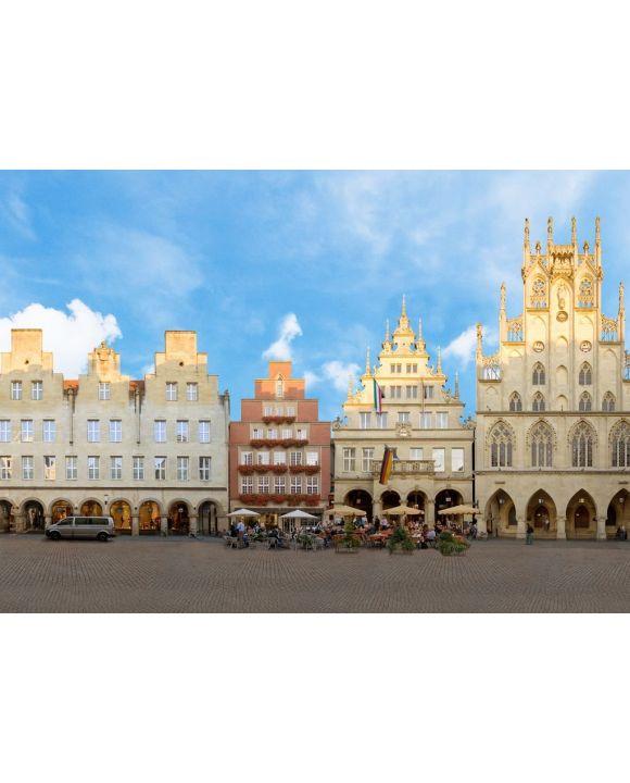 Lais Puzzle - Prinzipalmarkt Münster - 500 & 1.000 Teile
