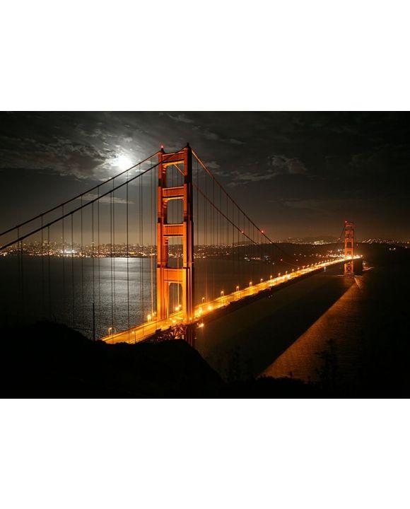 Lais Puzzle - Golden Gate - 500 & 1.000 Teile