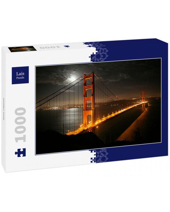 Lais Puzzle - Golden Gate - 1.000 Teile
