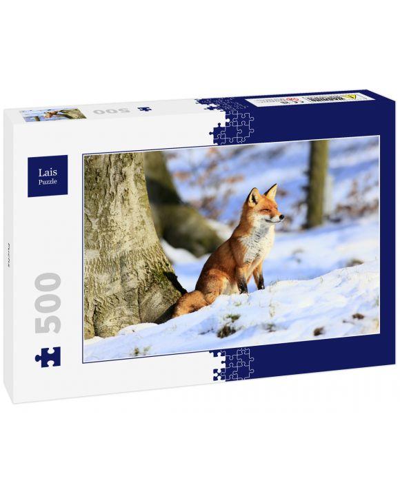 Lais Puzzle - Fuchs - 500 Teile