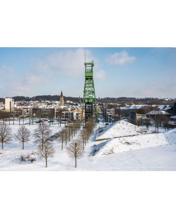 Lais Puzzle - Winter in Castrop-Rauxel - 500 & 1.000 Teile