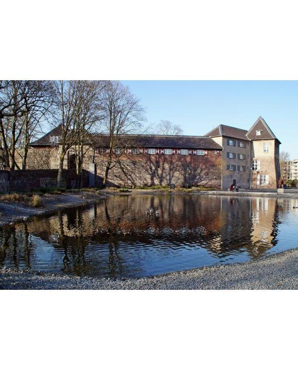 Lais Puzzle - Burg Dinslaken - 500 & 1.000 Teile