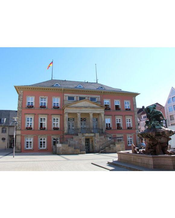 Lais Puzzle - Rathaus am Marktplatz in Detmold - 500 & 1.000 Teile